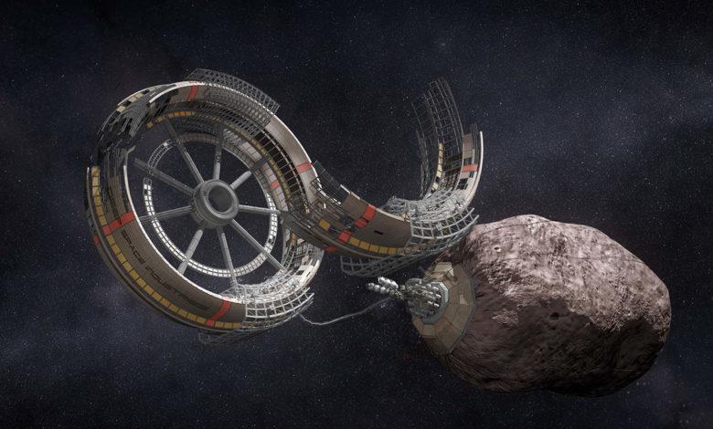 Photo of Detecção e mineração de asteroides