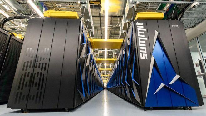 Photo of O supercomputador mais poderoso do mundo preparado para IA