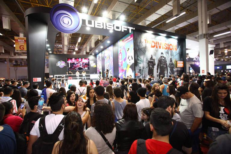 Brasil Game Show inicia venda de ingressos