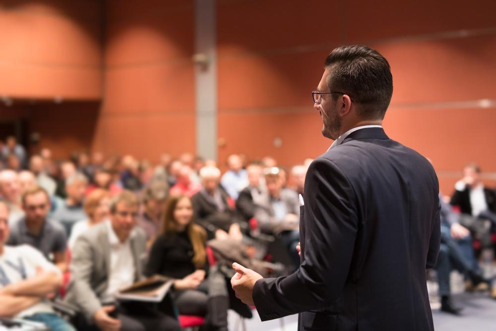 Palestra Motivacional Para Empresários Suprimatec