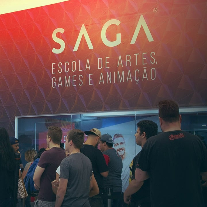 Photo of SAGA leva dubladores de Harry Potter, Vingadores e Batman à Expo CIEE SP 2019