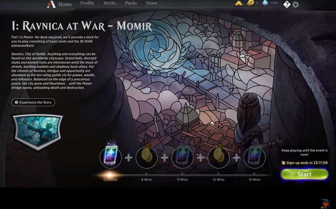 Photo of Atualização no jogo digital Magic: The Gathering Arena