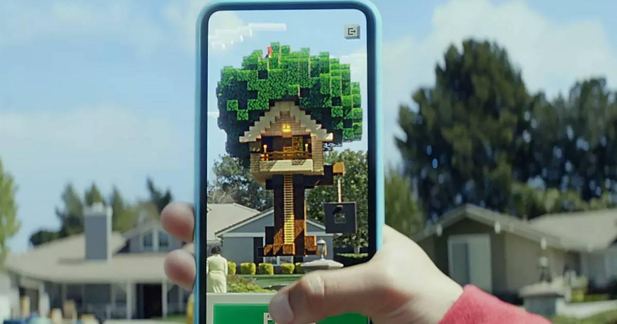 Photo of Novo Minecraft permitirá construir coisas no mundo real