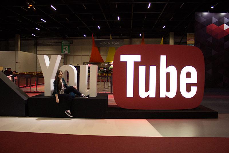 Photo of YouTube estará na 12ª edição da Brasil Game Show com estande de 1.000 m²