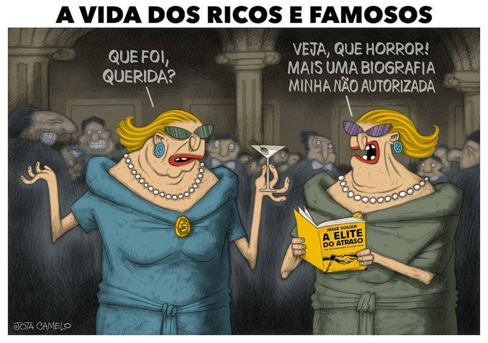 Photo of A elite do atraso: Da escravidão a Bolsonaro(Livro)