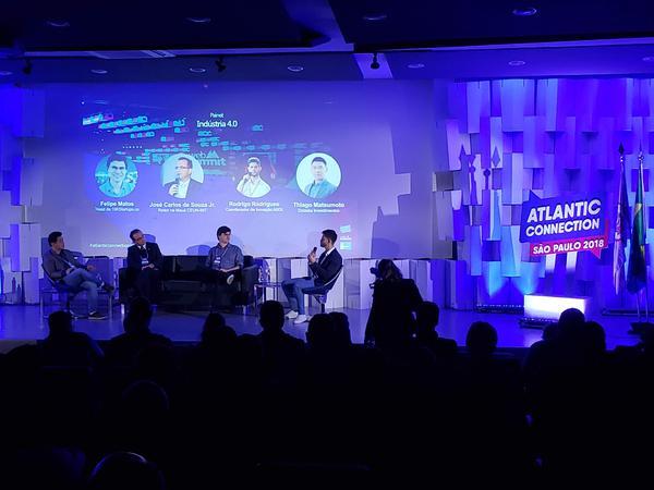 Photo of Atlantic Connection receberá mais de 300 pessoas para discutir parcerias luso-brasileira