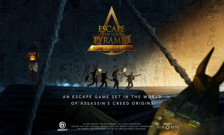 Photo of Escape room com realidade virtual baseadas em Assassin's Creed chegam a mais duas lojas do Voyager