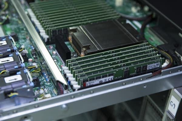 ranking da TrendForce modulo de memória