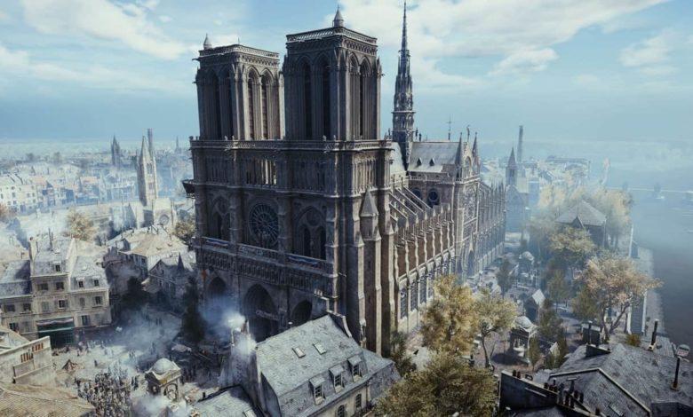 Photo of Ubisoft promove primeiro tour em realidade virtual pela Catedral de Notre-Dame