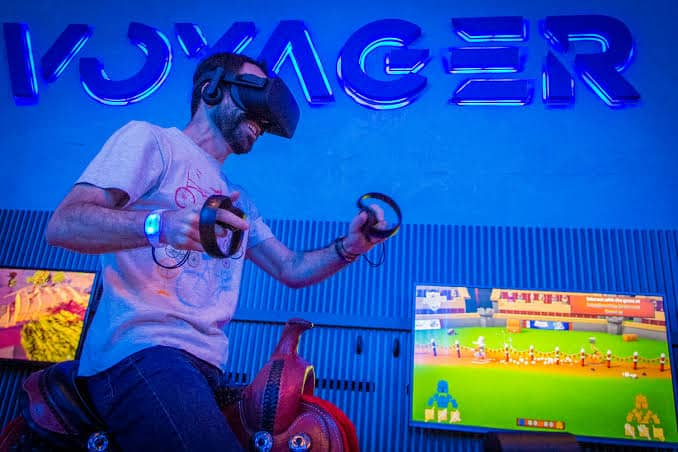Photo of Black Week Voyager: 20% de desconto em experiências de realidade virtual