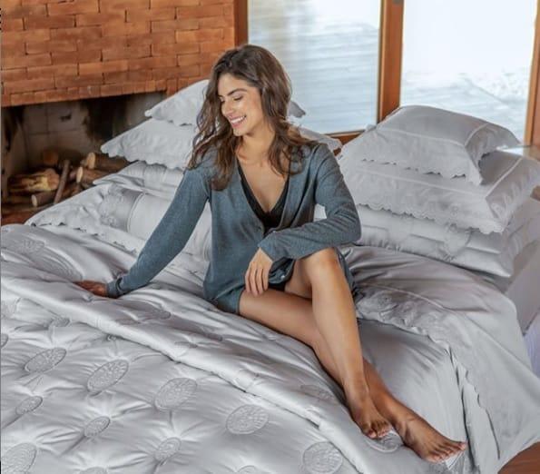 roupa de cama na decoração para quartos pequenos