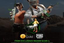 Photo of Razer Gold começa o ano com promoção que libera itens exclusivos no PUBG Mobile