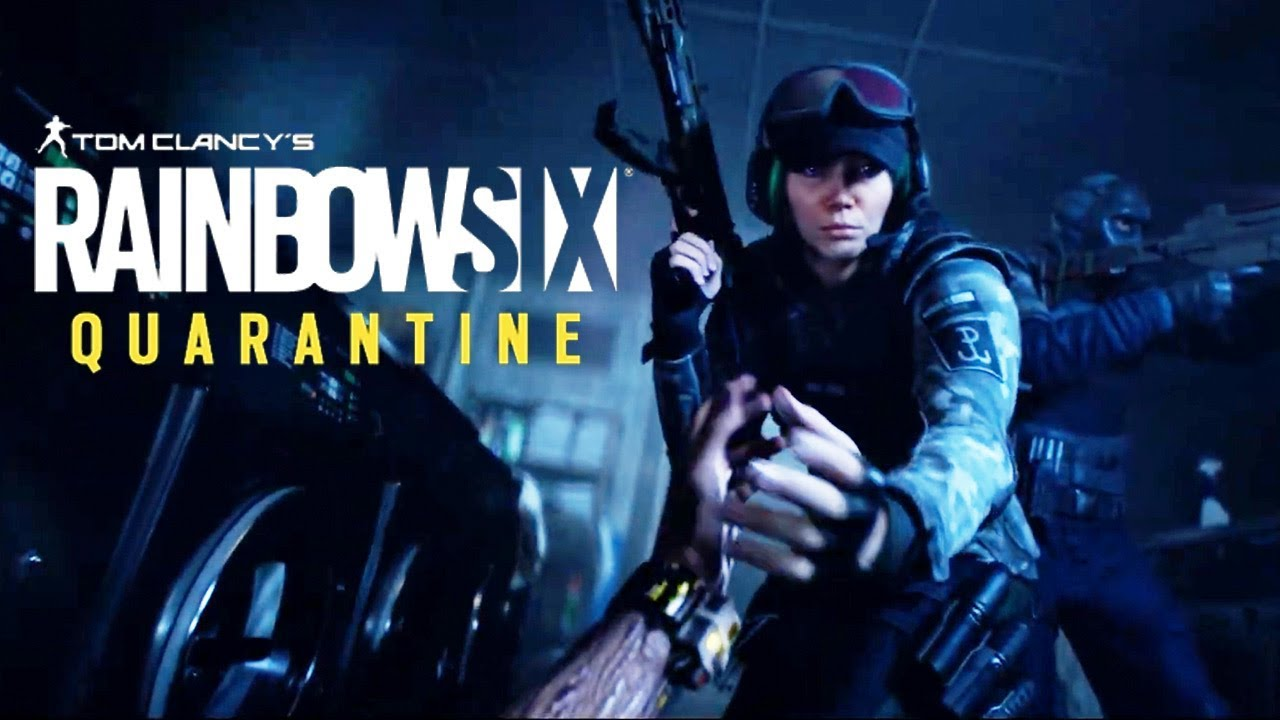 Photo of Rainbow Six Quarantine anunciado pela Ubisoft