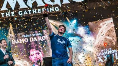 Photo of Brasileiro é campeão mundial de Magic: The Gathering