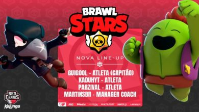 Photo of Novo time de Brawl Stars da RED Canids Kalunga estreia neste sábado no Brawl Stars Championship